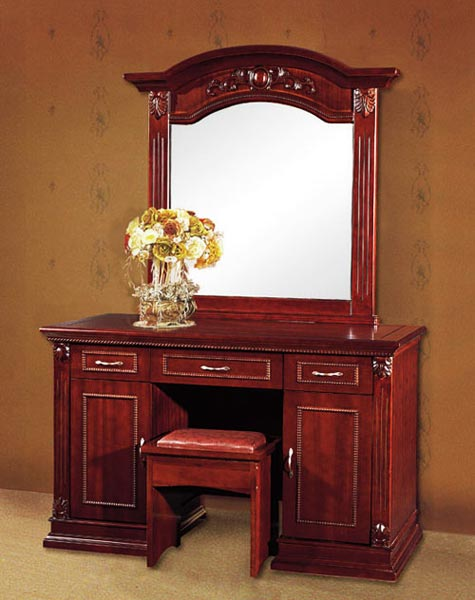 Awesome Wooden Dressing Table