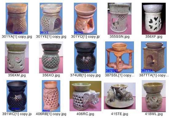 Aromatherapy Lamps