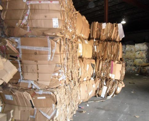 OCC Waste Paper Manufacturer & Exporters from, United