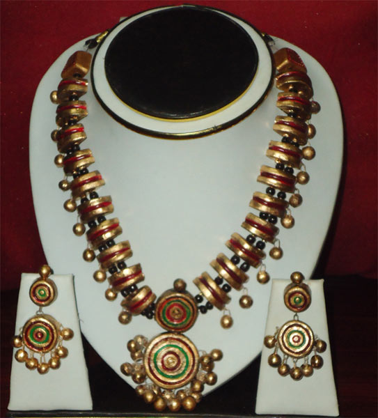Terracotta Gold Jewellery Manufacturer in Kolkata West Bengal