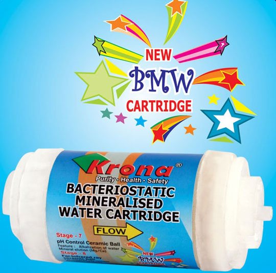 Water Cartridge (KR-BMW)