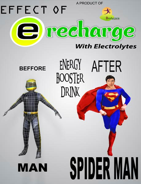 E Recharge Energy Drink