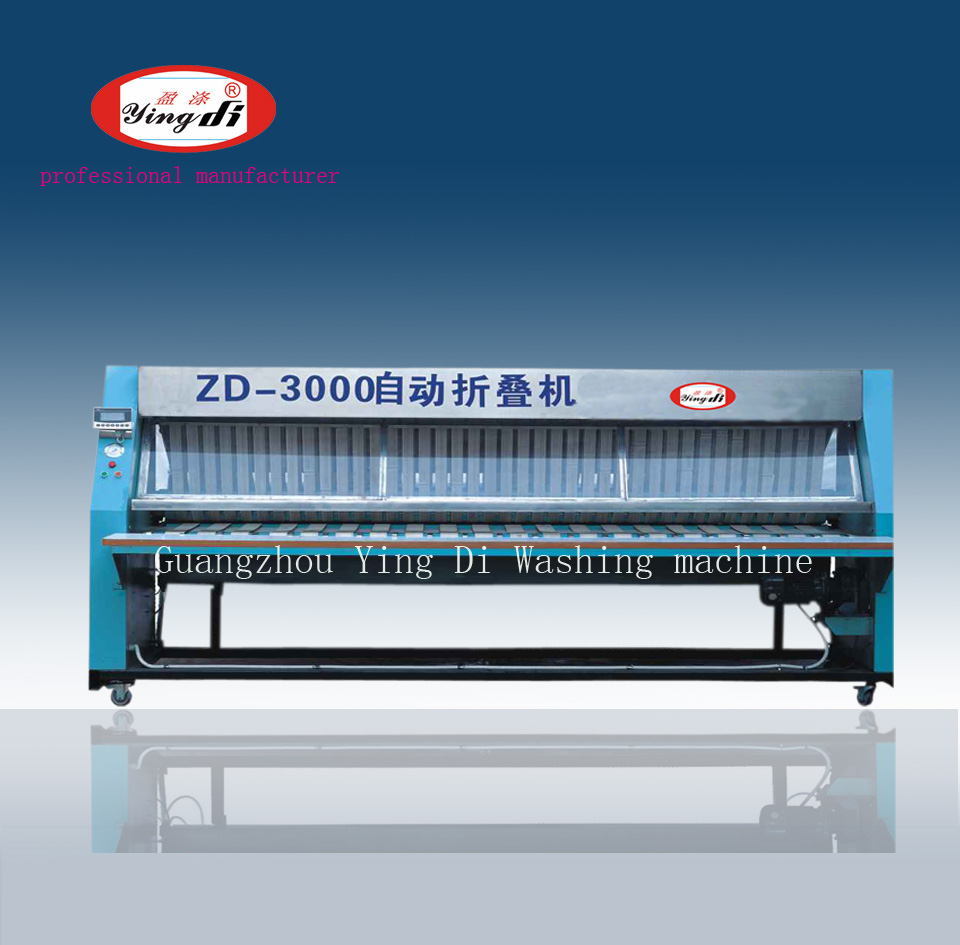Gentil Sheet, Table, Clothes, Bed Sheet Automatic Folding Machine,Industrial Folder  Machine (