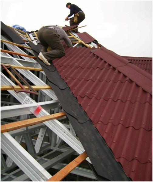 Buy Corrugated Roofing Material From Qingdao Krs Perfect Roof Co Ltd Qingdao Id 2937224