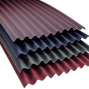 Buy Corrugated Bitumen Roofing Tile From Qingdao Krs Perfect Roof Co Ltd Id 2937228