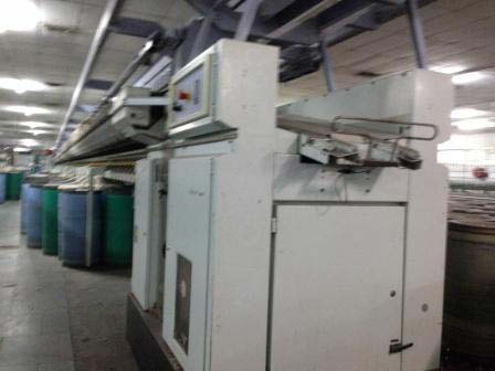 Used Open End Spinning Machine (SE 12)