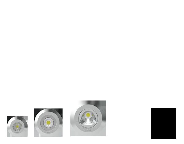 Aqua Underwater luminaires