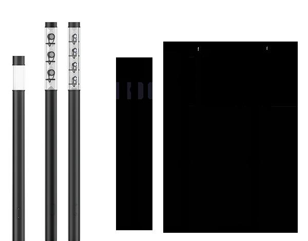 Arizona Large light columns