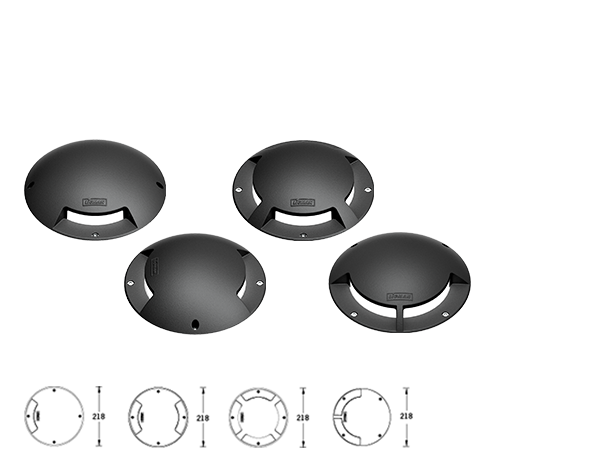Mask Inground luminaires