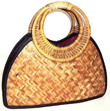 Ladies Bamboo Handbags (Ladies Bamboo Handba)