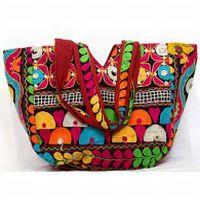 Ladies Fabric Handbags (Ladies Fabric Handba)