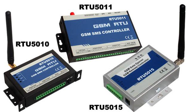 Buy GSM Controller RTU5010,RTU5011,RTU5015 from King Pigeon