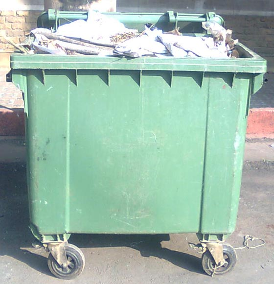 Municipal Dustbin Manufacturer & Exporters from Noida, India