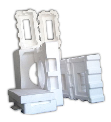 Thermocol Shape Mouldings