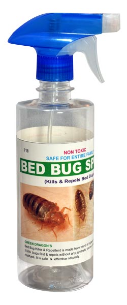 buy bed bug repellent spray from green dragon home solutions
