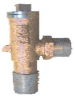 Brass D/C Ferrule Cock (BV654)