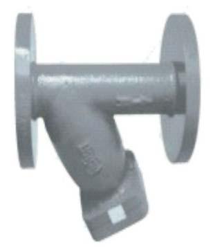 Cast Iron Y Type Strainer Flange (BV306)