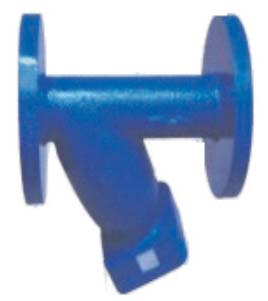 Cast Steel �y� Type Strainer (BV505)