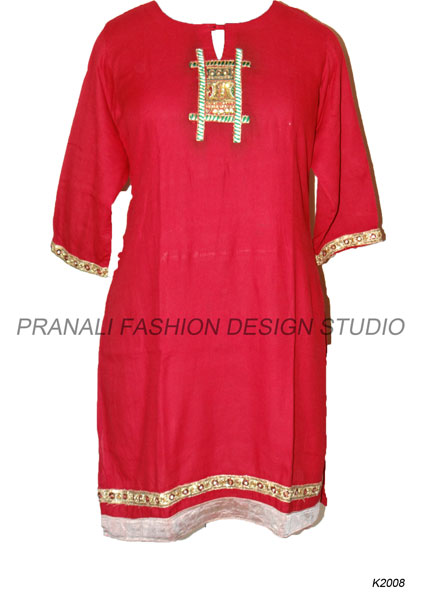 Kurti Manufacturer Exporters From Surat India Id 485558