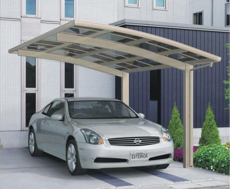 Awnings For Cars : Buy car shelter automobile from zhicheng metals