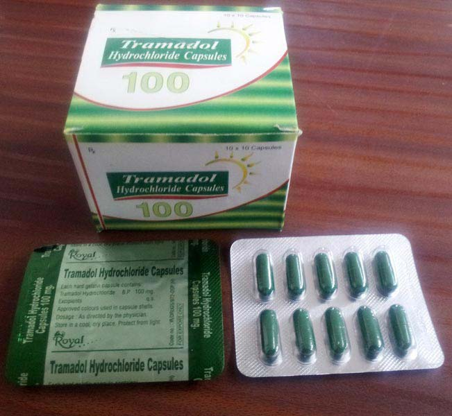 tramadol hcl muscle relaxer