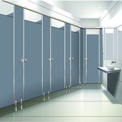 Toilet Partitions Qatar buy high quality hpl toilet partition system from design space