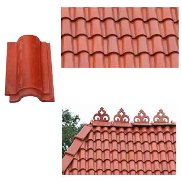 Brick Flooring India: Terracotta Clay Roofing Tiles Manufacturer & Manufacturer