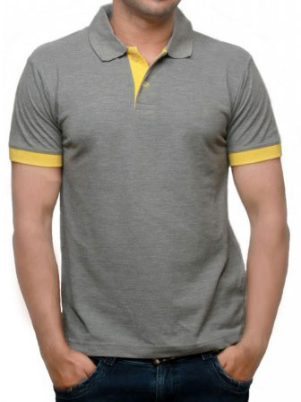f64158164 Mens Polo T-shirts Manufacturer & Exporters from Pune, India   ID ...