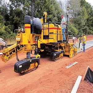 Concrete Construction Equipment