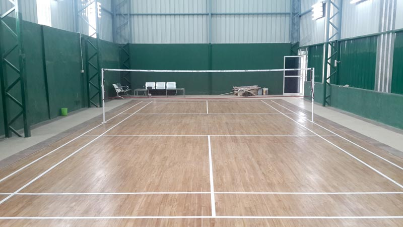 Badminton Court Manufacturer In Mumbai Maharashtra India