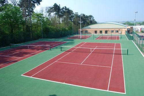 Synthetic Tennis Court Flooring Manufacturer In Mumbai Maharashtra