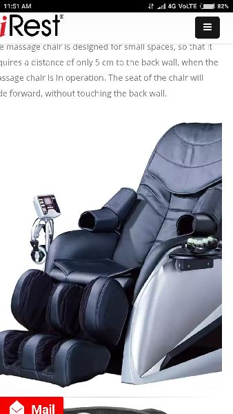 massage chair manufacturer manufacturer from india id 2571249