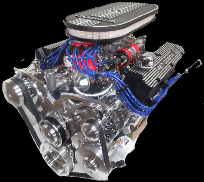 Ford 427w Stroker Crate Engine Manufacturer & Exporters from