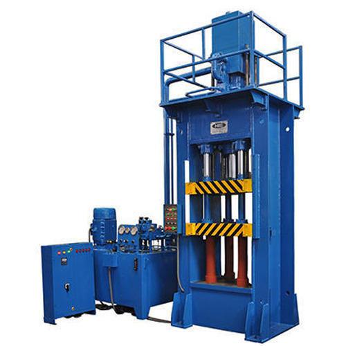 Hydraulic Deep Drawing Press Buy hydraulic deep drawing press in Rajkot