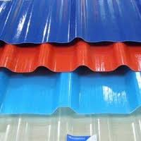 Frp Corrugated Sheets (RR4)