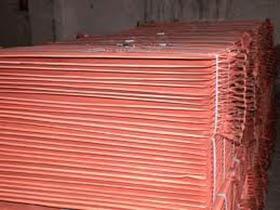 Electrolytic Copper Cathodes