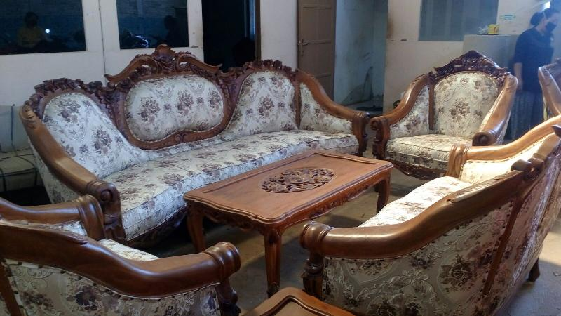 Wooden Sofa Set Manufacturer In Saharanpur Uttar Pradesh