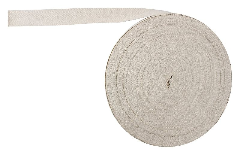 100 % Cotton Twill Tapes