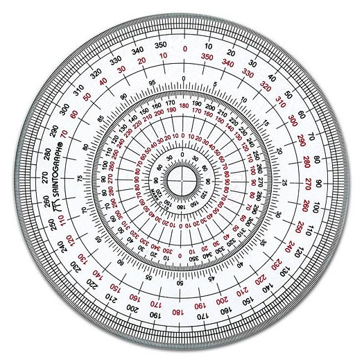 Circular Protractor Manufacturer & Manufacturer From