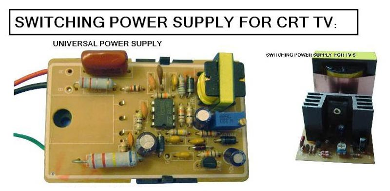 CRT TV Power Supply Board Manufacturer & Exporters from, Egypt | ID