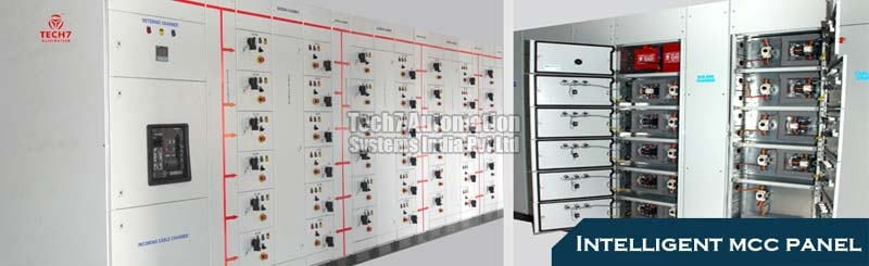 Buy Intelligent MCC Panels from Tech7 Automation Systems ...