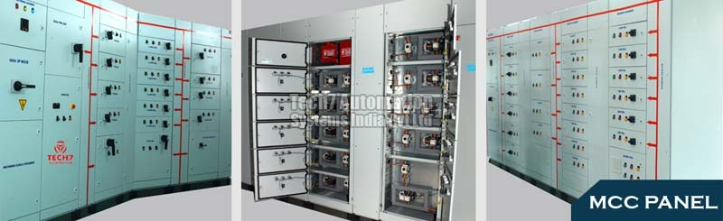Buy MCC Panels from Tech7 Automation Systems (l) Pvt. Ltd ...