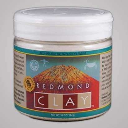 Calcium & Sodium Bentonite Clay