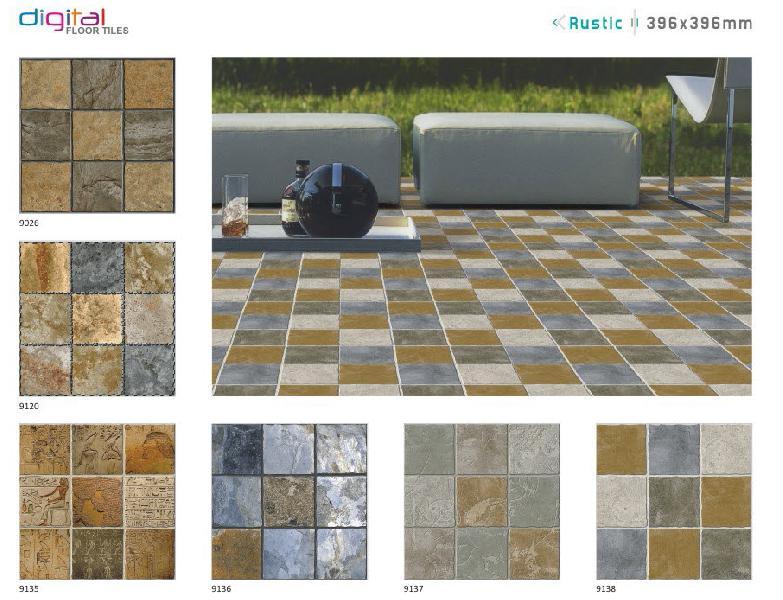 396x396 Mm Digital Floor Tiles Manufacturer In Gujarat India By
