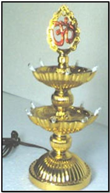 Electric Samai Lamp