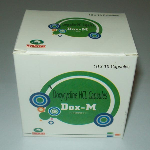 Dox-M Capsules Manufacturer in Lucknow Uttar Pradesh India by