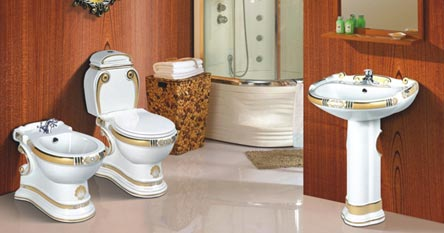 Buy Sanitary Ware From Ample Traders Central Delhi India