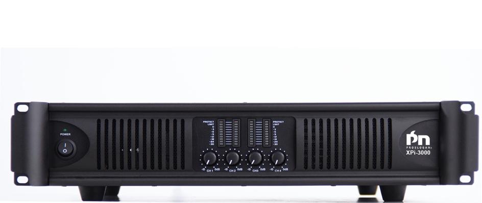 Pro Audio Switch Amplifier (XPi-1900)