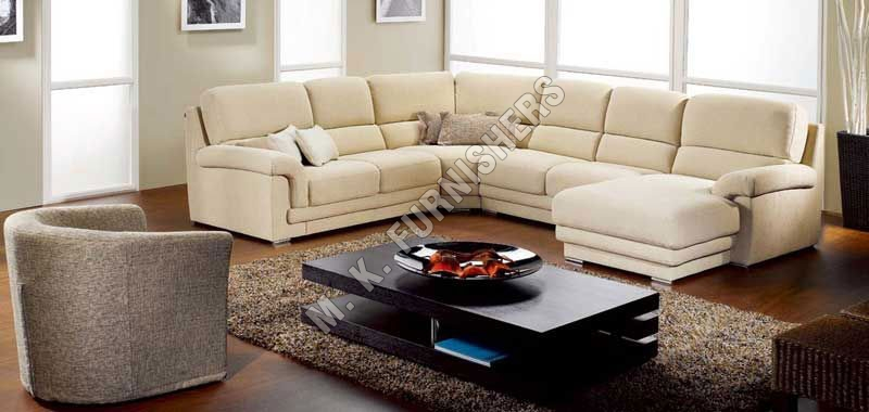 Wooden Corner Sofa Set Manufacturer & Exporters from ...