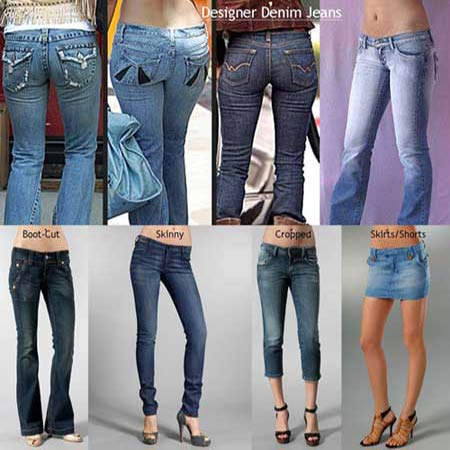 Buy Girls Denim Jeans from Kinjal Textile (India) Private Limited India | ID - 611198